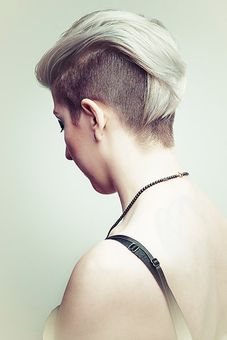 1000 Images About Hairstyles On Pinterest Undercut