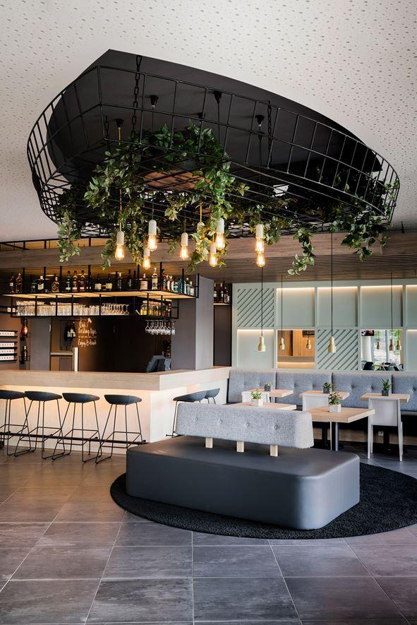 Interior design architecture acomhotel münchen by dia dittel architekten
