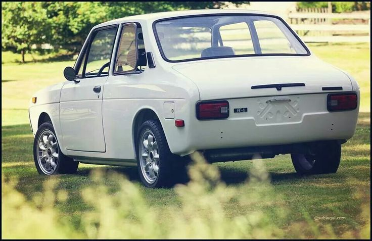 Subaru FF1
