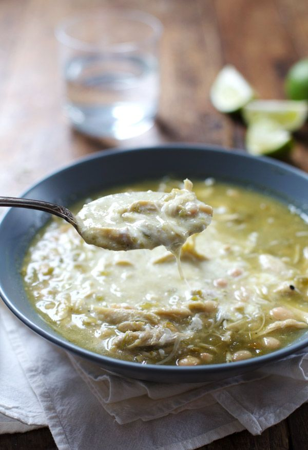 "Jalapeño Lime Chicken Soup - so many bright, fresh flavors in this quick and easy recipe. | pinchofyum.com...""This Jalapeño Lime Chicken Soup is full of flavor yet mild enough for everyone"""