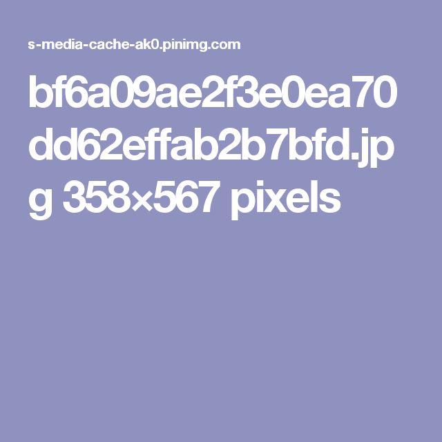 bf6a09ae2f3e0ea70dd62effab2b7bfd.jpg 358×567 pixels