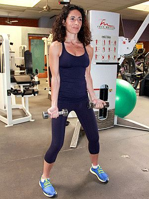 Jennifer Aniston's Arms Workout| Celebrity Blog, Weddings, Health, BodyWatch, Mandy Ingber, Jennifer Aniston, Justin Theroux