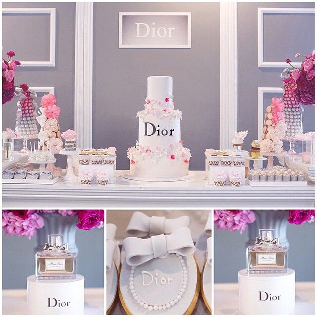 Dior party by Aliana Events