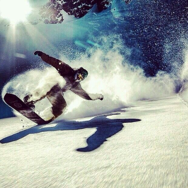 Snowboad, non pas ma passion mais ma vie
