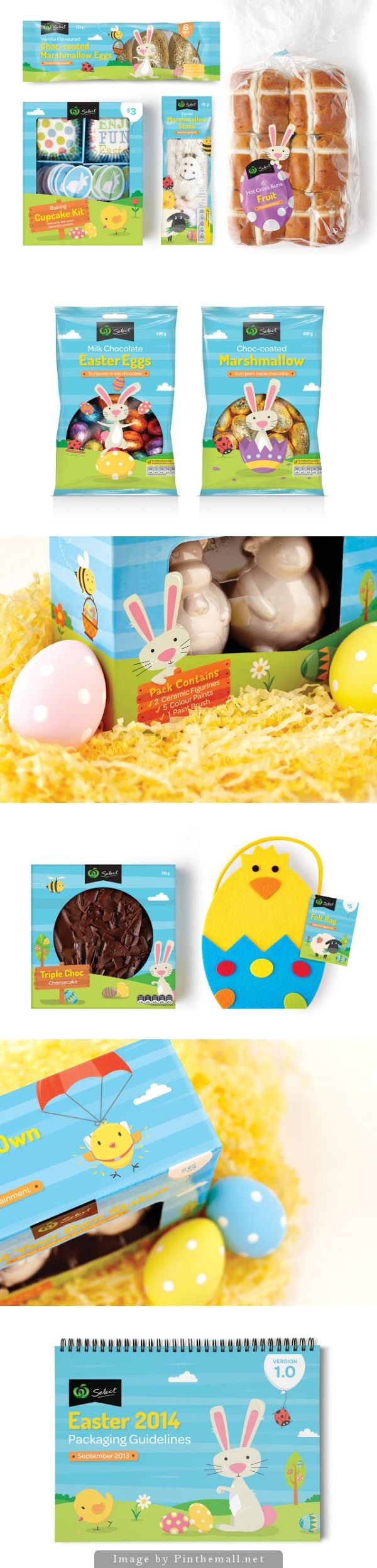 Woolworths Select Easter 2014
