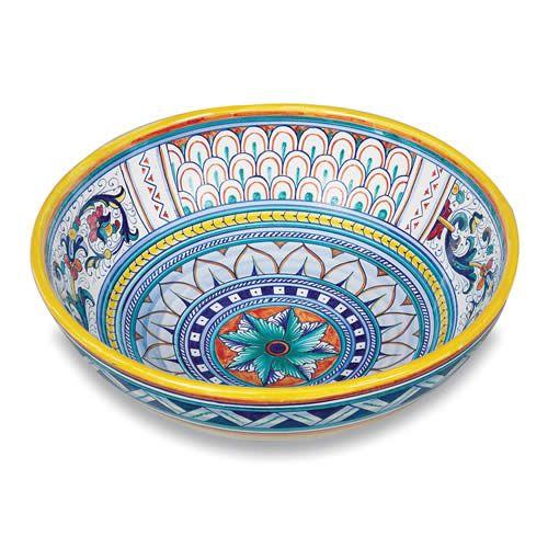 geometrico italian pottery