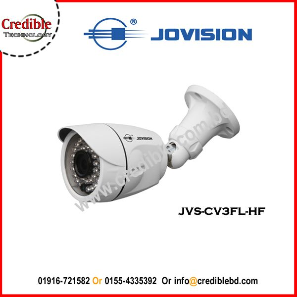 JVS-CV3FL-HF Jovision ip camera price in Bangladesh, Jovision cctv camera price in Bangladesh, Jovision ip camera distributor in Bangladesh, Jovision bd.