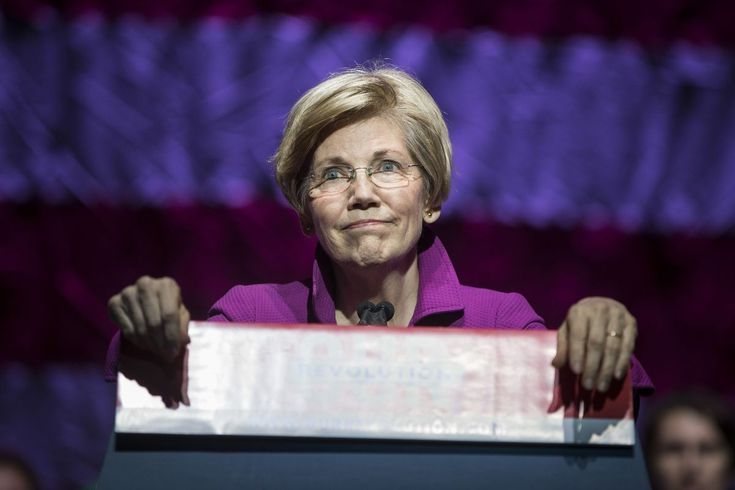 If you had any doubt that Sen. Elizabeth Warren has her eye on the White House, it was dispelled this past weekend when she showed up on the Sunday morning talk shows to say she wasn't running for …