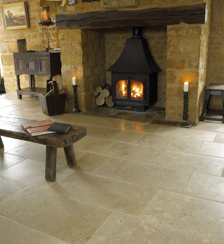 Gemini Tiles' Natural Stone collection is the perfect way to acheive a cosy interior! View the website > http://geminitiles.co.uk