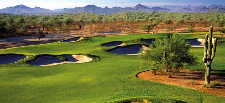 Phoenix Golf Courses |  JW Marriott Phoenix Desert Ridge