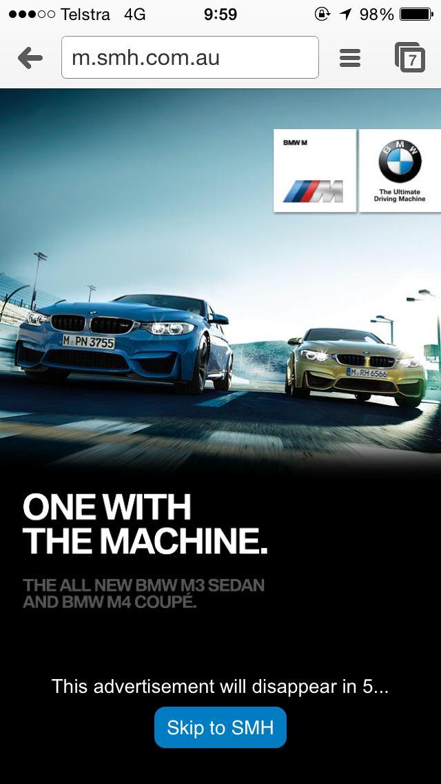 BMW Knockout