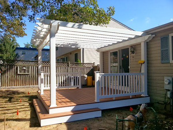 Labor Cost Per Square Foot To Build A Deck Decking Prices