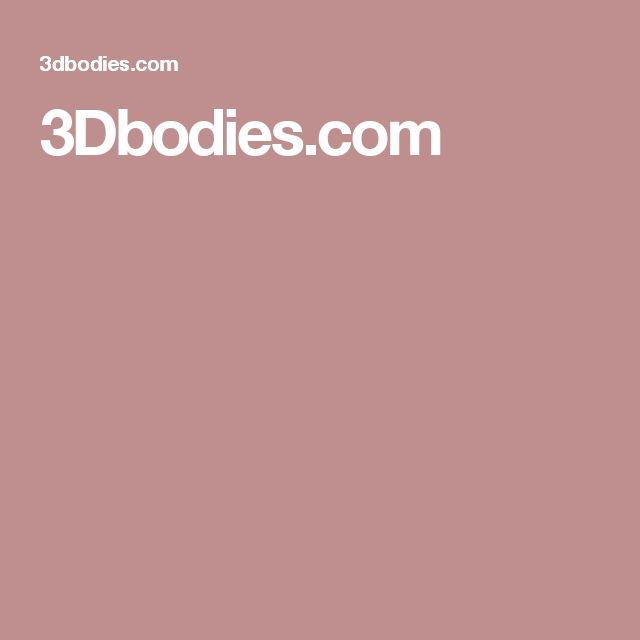 3Dbodies.com