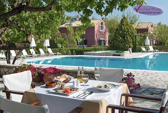 Mousses Resort 2 Bedroom Villa - Lefkada - Greece - Family Friendly Holidays