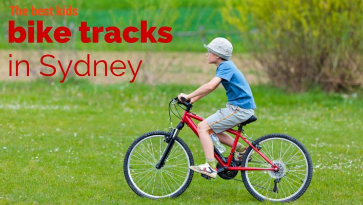 Best kids bike tracks