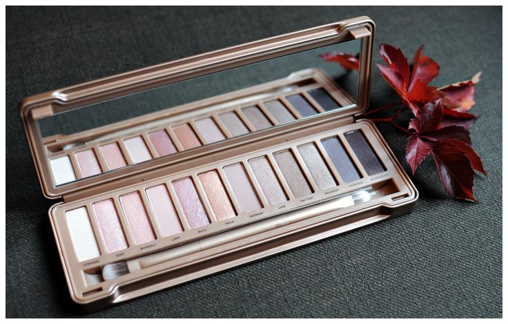 Naked 3 Palette paleta Urban Decay – review e Swatches