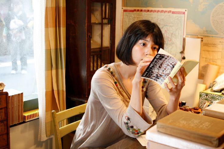 The days of bookshop Morisaki