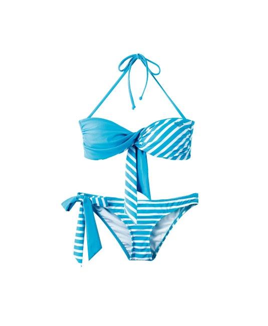 Roxy Stripe Bikini 오우 내가 입고 싶은 스타일이어요. 색감이 죽이네요^^