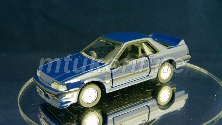 TOMICA NISSAN SKYLINE GTS-R 1987 | R31 | 1/62 | SET SPLIT | SKYLINE HISTORY 2001
