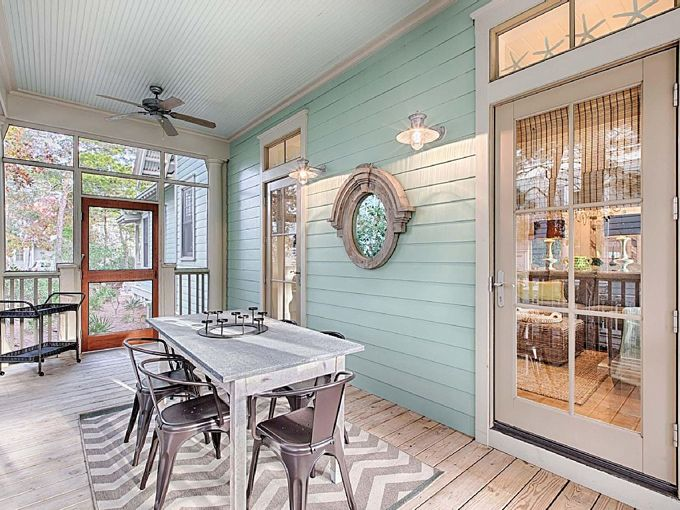1000 ideas about screened porch decorating on pinterest for Breezeway screen room