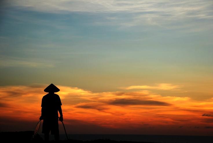 Sunset @ Uluwatu - Bali - Indonesia