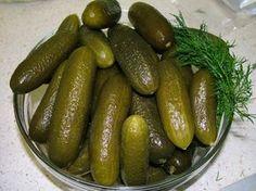 Sváb kovászos uborka recept az esztergomi Ferences atyától