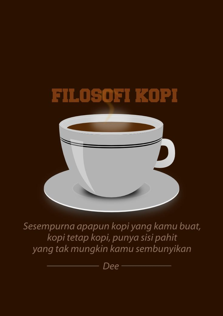 Filosofi #Kopi