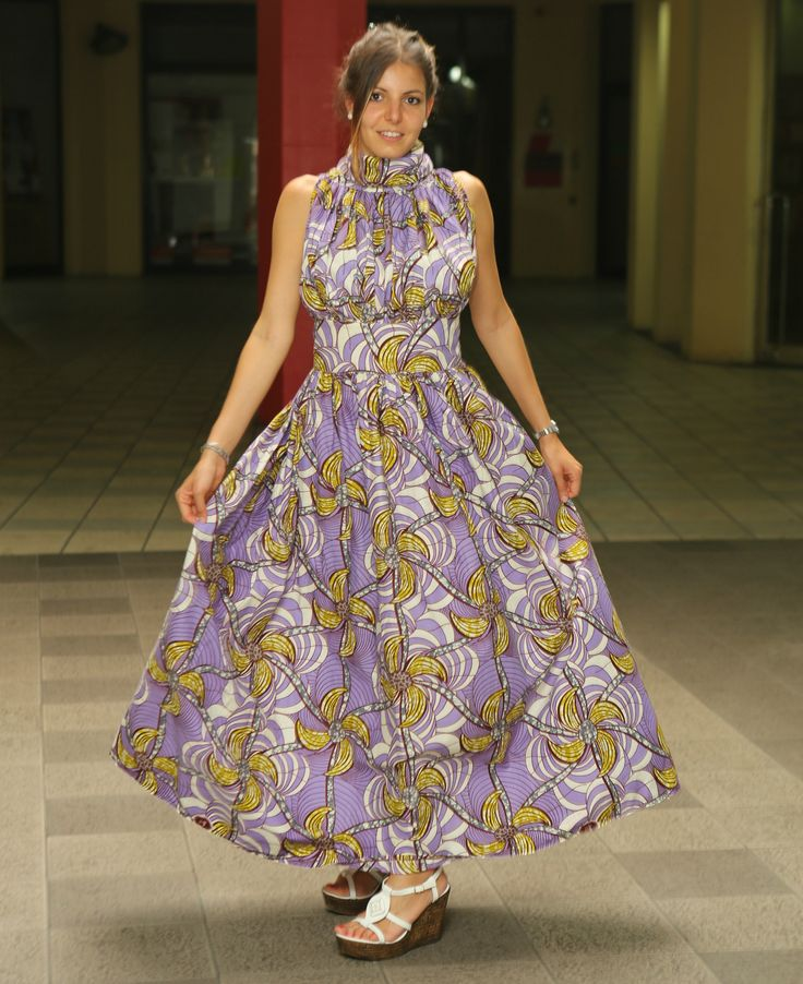 Do you like this? Check it out here! http://shop.modafricana.com/products/long-princess-dress