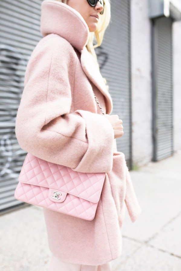 /City style chic . Pink / Atlantic-Pacific