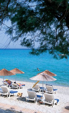 Pella Beach | Summer Activities in Grecotel | Premium Hotel Chalkidiki