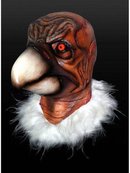 "https://11ter11ter.de/30070866.html Latex Überziehmaske ""Geier"" für Erwachsene #11ter11ter #Maske #Latex #Tiermaske #Tier #Mask #Animal #Kostüm"