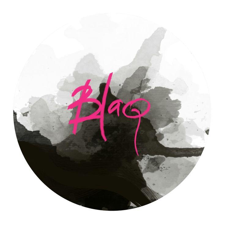 THE // BLACK SERIES // B L A C K N E O N Tamaasa illustrator