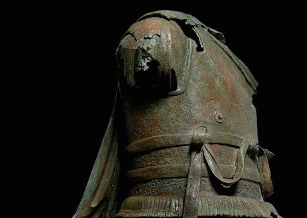 Χάλκινο άγαλμα από τη θάλασσα της Καλύμνου