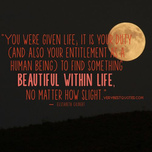 Beautiful Quotes About Life - Is love waiting for you? Find out here - http://www.psychicinstantmessaging.com/eu7o