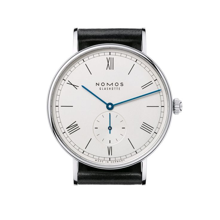 Nomos Ludwig 35mm Stainless Steel Wristwatch