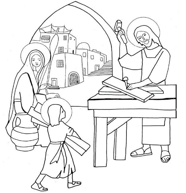 Sunday School Craft Soldiers Mock Jesus