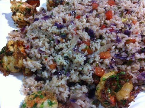 How to make Garden Vegetable Rice