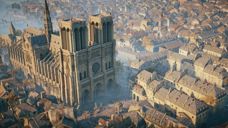 AC Unity - Notre-Dame