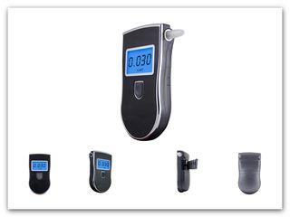 Alcoholímetro digital personal fiable — PromoNovedad