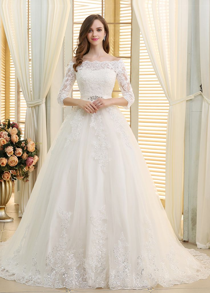 17 Best ideas about Ball Gown Wedding Dresses on Pinterest ...