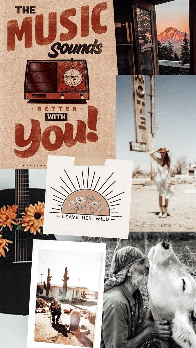 Kristencarterdesigns Western Wall Art Art Collage Wall Cute Wallpaper Backgrounds