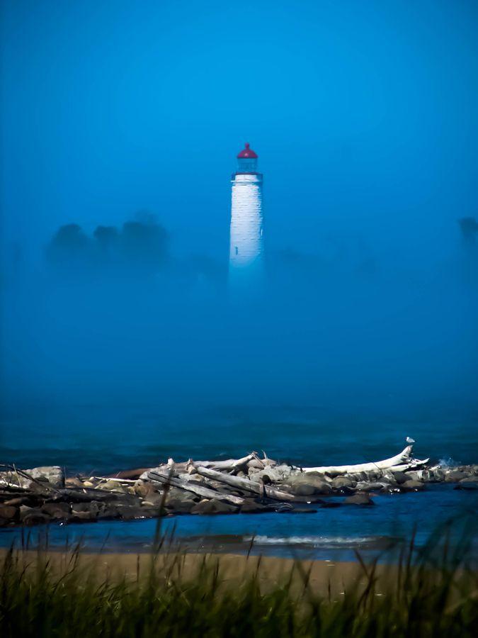 Chantry Island Lighthouse - Southampton, Ontario, Canada