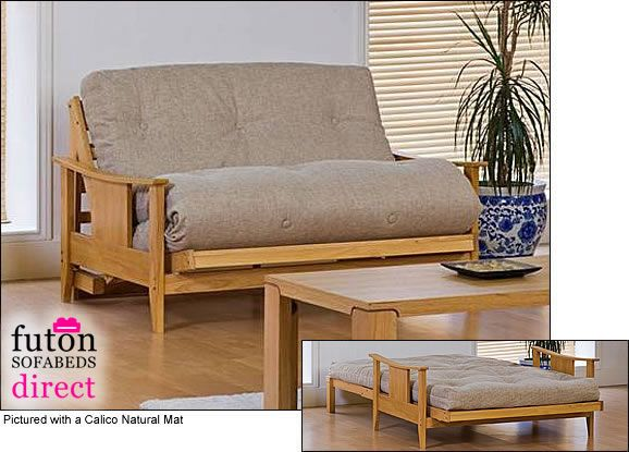 Medium image of atlanta 2 seat futon sofa bed from futon sofa beds direct
