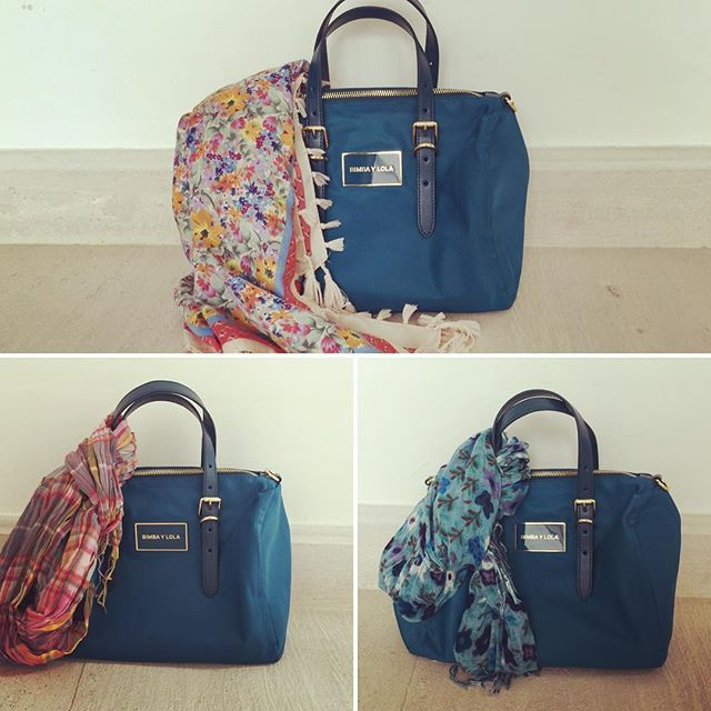 Buscando conjuntos para mi nuevo bolso de #bimbaylola ! Tiene un color un poco raro, como un turquesa oscuro, pero me encanta!! // matching my new @bimbaylola_spain bag! I love the color! #tendencias #moda #complementos #fashion #blog #bloggerstyle #colorturquesa #bolsos #decharcoencharco #stradivarius #decharcoencharcoblog @estherko