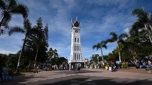 Jam Gadang ( Bukittinggi, West Sumatra, Indonesia )
