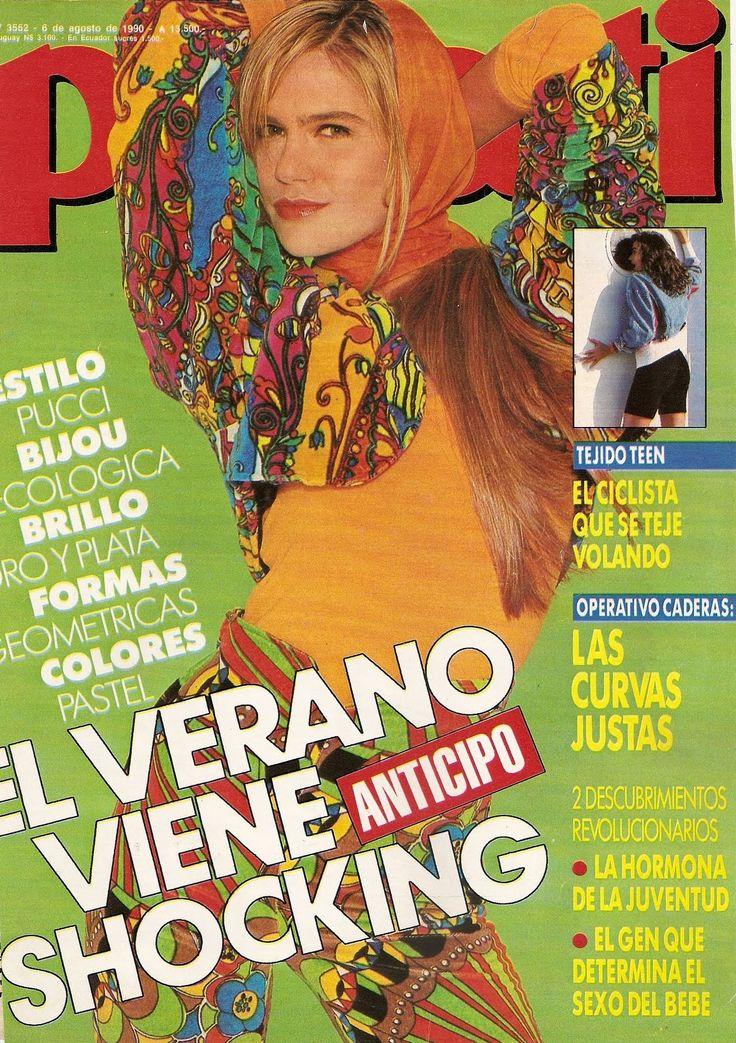 PARA TI - Nº 3552 - 6 Agosto 1990 - Elizabeth Marquez