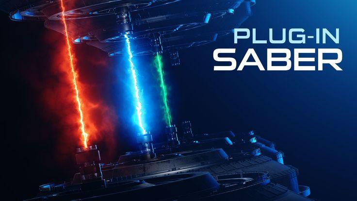 New Plug-in: SABER + Tutorial! 100% Free