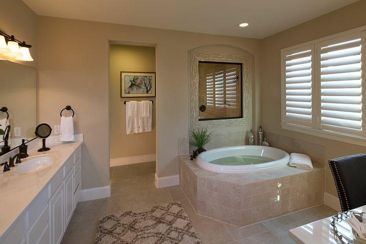 Highland homes wynn ridge estates master bathroom for Bathroom remodel mckinney