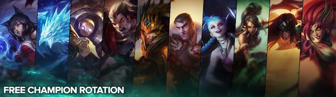 awesome Free Champion Rotation, Week of July 4th