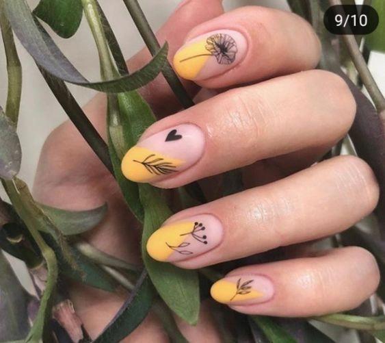 Cute Nail Art Designs Ideas for Stylish Girls #nail#nail#naildesigns #Nailart